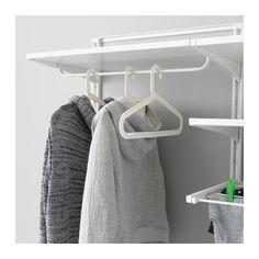 ALGOT Wall upright/shelves/drying rack  - IKEA