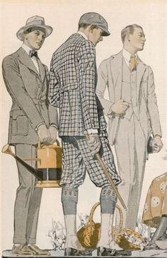 Vintage Hiking and Camping Clothes - 1910 to 1950 (20 pictures)