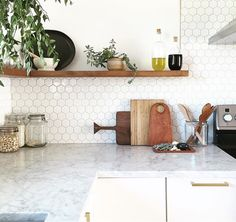 Backsplash to make any home stand out.