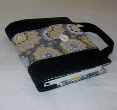 Bible Cover with Handles - Large Size - Ready to Ship