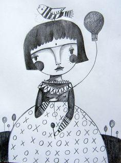 Meet Diddy - Inspired lollipop lollipop oh lolli lollipop, lollipop!    graphite on paper