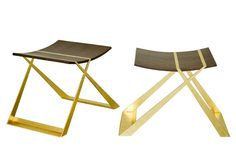 Wooster Stools by Ga