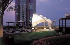 Chapel made of PVC Fabric Pvc Fabric, Opera House, Building, Travel, Viajes, Buildings, Trips, Construction, Tourism