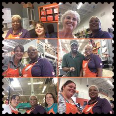 super bowl pre game party with associates and customers home depot store 6373 pinterest. Black Bedroom Furniture Sets. Home Design Ideas