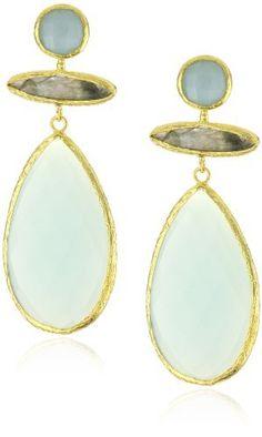 "Coralia Leets Jewelry Design ""Mykonos"" Jumbo Tbar Labradorite and Peruvian Opal Earrings Coralia Leets Jewelry Design, http://www.amazon.com/dp/B005QOL252/ref=cm_sw_r_pi_dp_JdY4qb0KXSARD"