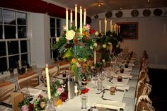 A Rustic Christmas Wedding at The Inn at Whitewell