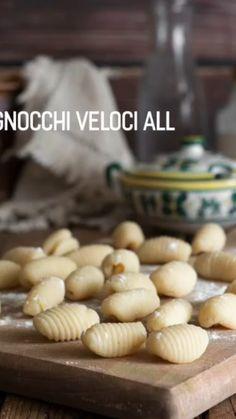 Gnocchi, Cooking Tips, Cooking Recipes, Healthy Recipes, Crepe Maker, Magic Recipe, Sicilian Recipes, Calamari, Lidl