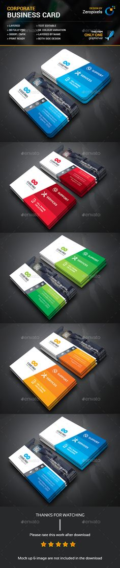 Medical Business Card Template PSD