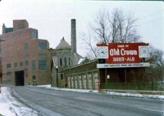 Old Crown Brewery ~