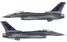 Military Weapons, Military Aircraft, F 16 Falcon, Horned Owl, Old Art, Viper, Planes, Fighter Jets, Vehicles