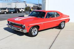 A Recreation 1972 Yenko Chevy Nova With A 454 Engine. At Price Toyota Used  Cars. Antique CarsChevy NovaNewcastleDelawareUSED ...