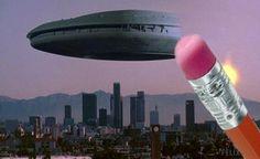 Hacker Afirma que a NASA Limpa UFOs das Fotos Antes de Postar ao Público!!
