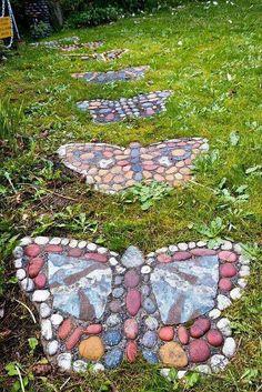 Butterfly steps
