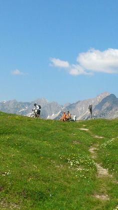 Amazing view at #Karwendeltal in Tyrol,  Austria, photo: Hannes Wimmer/mounthagen on Pinterest