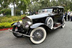 Rolls-Royce Silver Ghost Brewster Riviera 1925