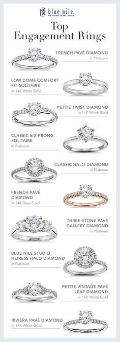 Engagement Rings 2017 - With the largest selection of certified diamonds and meticulously designed, hand. Engagement Rings 2017 With the largest selection of certified diamonds and meticulously designed hand Engagement Ring Rose Gold, Top Engagement Rings, Beautiful Engagement Rings, Perfect Engagement Ring, Beautiful Rings, Wedding Engagement, Wedding Bands, Solitaire Engagement, Types Of Wedding Rings