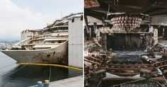 This Photographer Snuck Into the Wrecked Cruise Ship Costa Concordia https://petapixel.com/2017/06/28/photographer-snuck-wrecked-cruise-ship-costa-concordia/