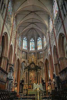 St Salvator's Cathedral Bruges Belgium