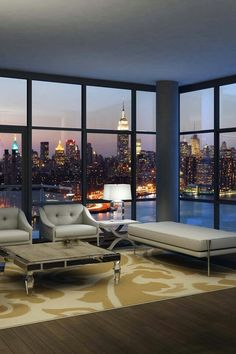 I wanttt a skyline view like thisss
