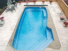 Fiberglass pool midland mi fiberglass pools for Pool design washington dc