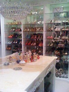Shoe Heaven. Yessssss!!!