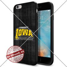 WADE CASE Iowa Hawkeyes Logo NCAA Cool Apple iPhone6 6S Case #1204 Black Smartphone Case Cover Collector TPU Rubber [Black] WADE CASE http://www.amazon.com/dp/B017J7IFQM/ref=cm_sw_r_pi_dp_AOEwwb040JBYD
