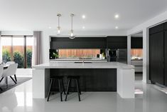 The Metricon More Love Celebration is now on! Your kitchen is the living, breathing heart of any Metricon home. Right now you can make your kitchen truly spectacular with kitchen upgrade options from some of Australia's biggest brands. Open Plan Kitchen, New Kitchen, Kitchen Dining, Kitchen Decor, Kitchen Ideas, Dining Room, Modern Kitchen Design, Interior Design Kitchen, Kitchen Designs