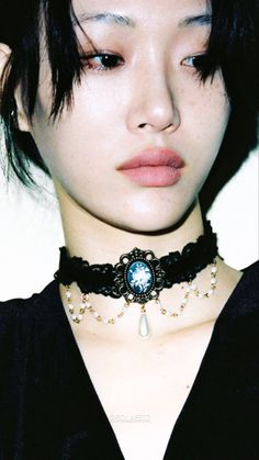 Sora Choi, Oras, Chokers, Jewelry, Jewellery Making, Jewels, Jewlery, Jewerly, Jewelery