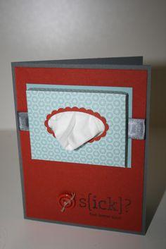 Terryfic Cards: Kleenex