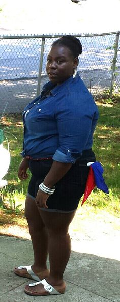 cf0d15f8367ea Top-walmart Belt-thrift Shorts-CwPrice Sandals-Rainbows Haitian Flag Day  2015
