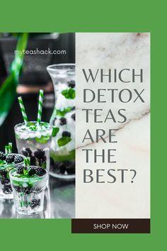 Iced Tea Recipes, Best Detox, Tea Benefits, Tea Blends, Herbal Tea, Detox Tea, Drinking Tea, Healthy Drinks, Health And Wellness