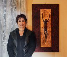 FANO – L'Artista Sandra Marcelloni è stata in Udienza presso il Santo Padre, per…