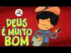 DEUS É BOM PRA MIM - 3PALAVRINHAS - VOLUME 2 - YouTube