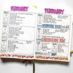 Spice Up Your Bullet Journal with Bold Colorful Headers | Zen of Planning | Planner Peace and Inspiration