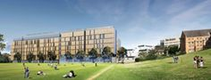 Brookfield Multiplex Tops Out $ 365M University of Sydney Research Facility