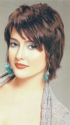 shaggy hairstyles | Medium Shaggy Layered Hairstyles | New Women Haircuts 2012, Latest ...