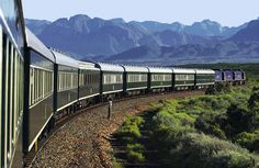 All Aboard for Adventure - traveled in Scotland on the Royal Scotsman train - its was so romantic and amazing way to see the highlands. Pretoria, Orient Express, Zimbabwe, Mauritius, South African Railways, Trains, Dar Es Salaam, Blue Train, Slow Travel