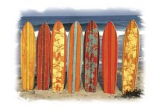 surfboard growth chart for kids
