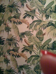 Pierre Frey Palm Wallpaper
