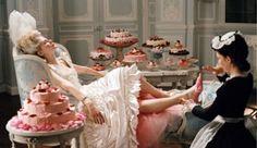 Kirsten Dunst in Sofia Coppola's Marie Antoinette Milena Caronero won the Academy Award for best costumes, shoes were made by Manolo Blahnik. Loved this movie. Sofia Coppola, Kirsten Dunst, Sarah Jessica, Jessica Parker, Marie Antoinette Film, Versailles, Manolo Blahnik, Fete Marie, Fashion Bubbles