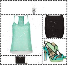 Untitled #9, created by kailan-white on Polyvore