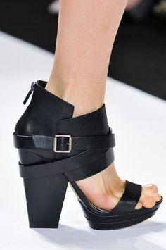 BCBG Max Azria at New York Fashion Week Spring 2014 - StyleBistro