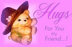 A Hug for You Cousin | teddy hugs for you my friend photo TeddyHugs1Medium.jpg