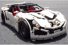 """Lego Enthusiast Designs """"Vampire GT Daywalker"""" for Charity - WeAreCentralPA.com - your one stop community web portal for all your Central Pe..."""