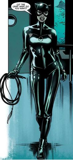 Class Comics, Dc Comics Art, Marvel Dc Comics, Batwoman, Batgirl, Comic Books Art, Comic Art, Domino Marvel, Catwoman Comic