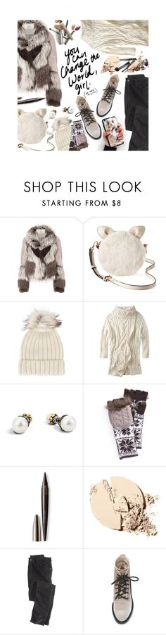 """Faux Fur Fashion"" by mia-christine ❤ liked on Polyvore featuring Urbancode, LC Lauren Conrad, Jocelyn, prAna, John Hardy, Muk Luks, Laura Mercier, Wrap, Dolce Vita and contestentry"