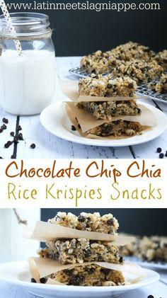 Chocolate Chip Chia