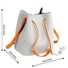 Bagerly Casual Hobo Bag Sling Crossbody Messenger Handbag Shoulder Bag Tote Purse: Handbags: Amazon.com