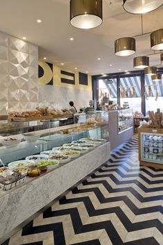 Deli in Hammersmith Grove, London