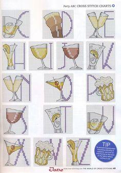 Gallery.ru / Photo # 27 - The world of cross stitching 133 - tymannost